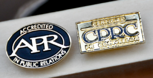 FPRA helps members earn accreditation (APR) and certification (CPRC).